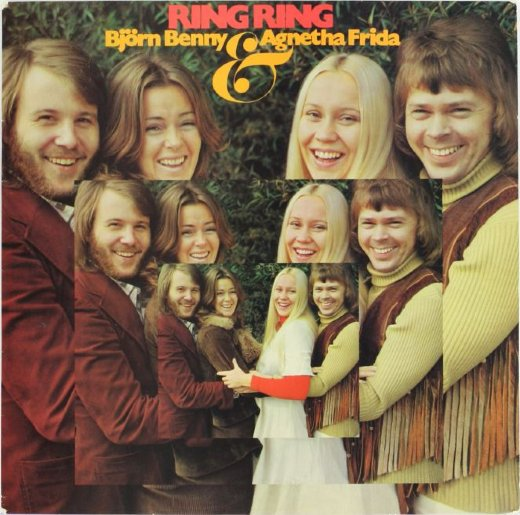 ABBA 1973 Ring Ring