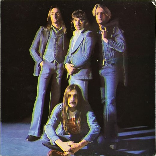 STATUS QUO 1976 Blue For You