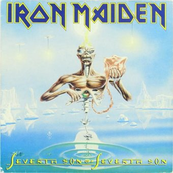 IRON MAIDEN 1988 Seventh Son Of A Seventh Son
