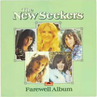 NEW SEEKERS 1974 Farewell Album