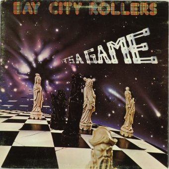 BAY CITY ROLLERS 1977 It's A Game