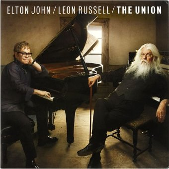 ELTON JOHN AND LEON RUSSELL 2010 The Union