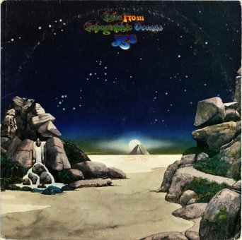 YES 1973 Tales From Topographic Oceans