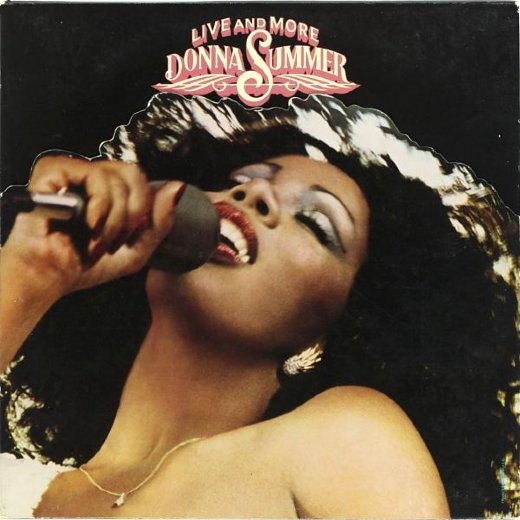 DONNA SUMMER 1978 Live And More
