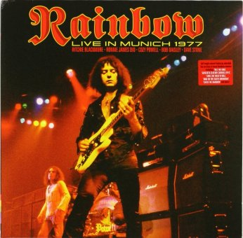 RAINBOW 2006 Live In Munich 1977