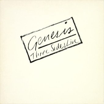GENESIS 1982 Three Side Live