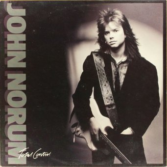 JOHN NORUM 1987 Total Control