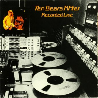 TEN YEARS AFTER 1973 Recorded Live