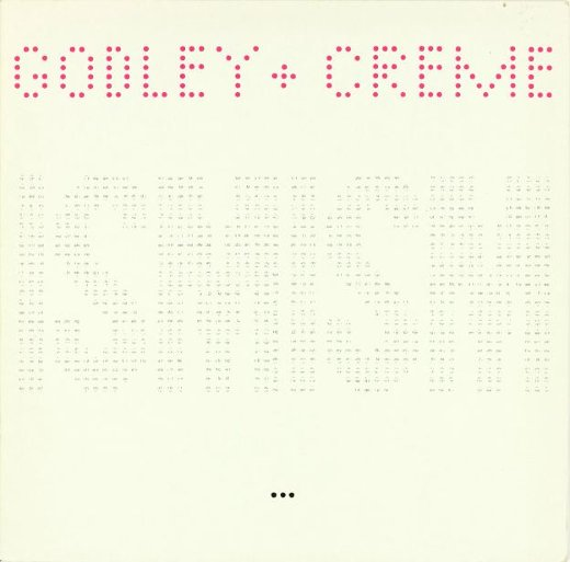 GODLEY AND CREME 1981 Ismism