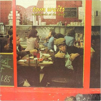 TOM WAITS 1975 Nighthawks At The Diner