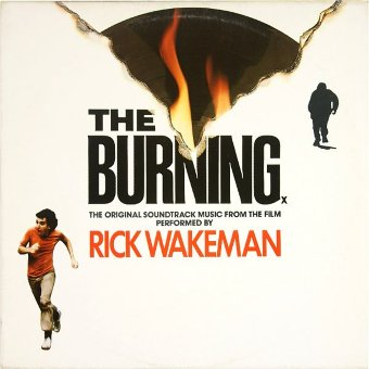 RICK WAKEMAN 1981 The Burning