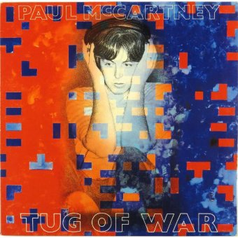 PAUL McCARTNEY 1982 Tug Of War