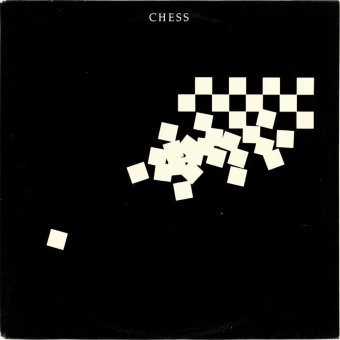 CHESS 1984 A Musical (by Andersson, Rice, Ulvaeus)