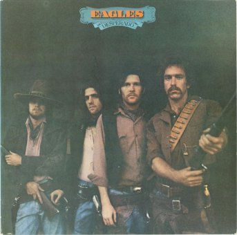 EAGLES 1973 Desperado