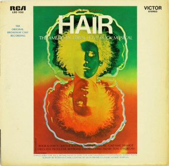 HAIR 1969 The American Tribal Love-Rock Musical