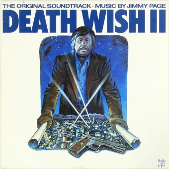 JIMMY PAGE 1982 Death Wish II (Original soundtrack)