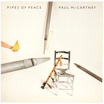 PAUL McCARTNEY 1983 Pipes Of Peace