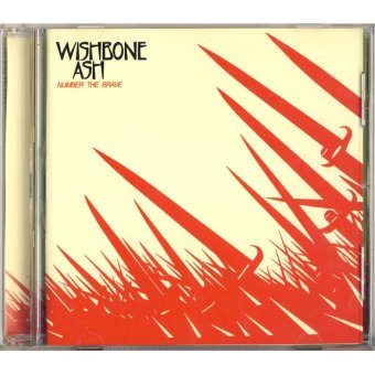 WISHBONE ASH 1981 Number The Brave