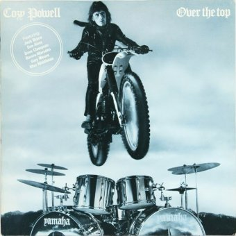 COZY POWELL 1979 Over The Top