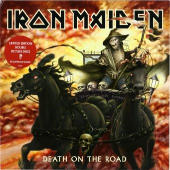 IRON MAIDEN 2005 Death On The Road