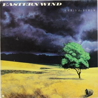 CHRIS DE BURGH 1980 Eastern Wind