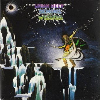 URIAH HEEP 1972 Demons And Wizards