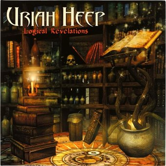 URIAH HEEP 2012 Logical Revelations