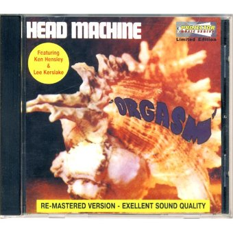 HEAD MACHINE 1970 Orgasm