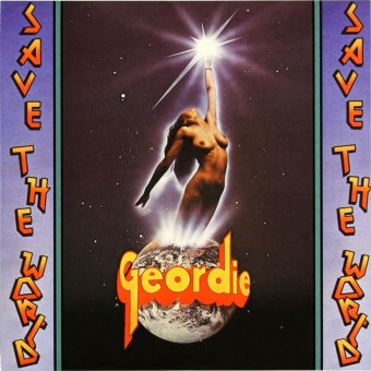 GEORDIE 1976 Save The World
