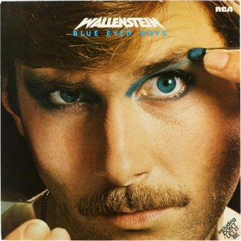 WALLENSTEIN 1979 Blue Eyed Boys