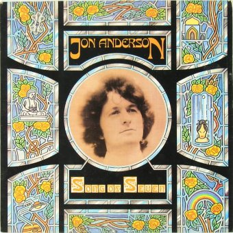 JON ANDERSON 1980 Song Of Seven