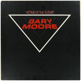 GARY MOORE 1983 Victims Of The Future
