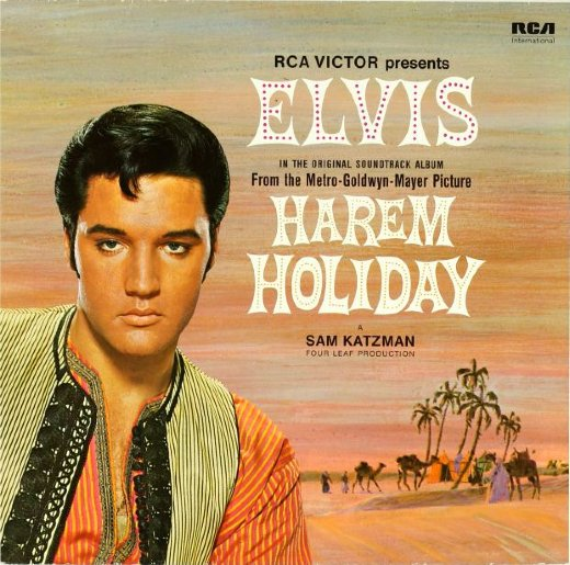 ELVIS PRESLEY 1966 Harem Holiday
