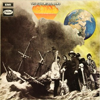 STEVE MILLER BAND 1968 Sailor