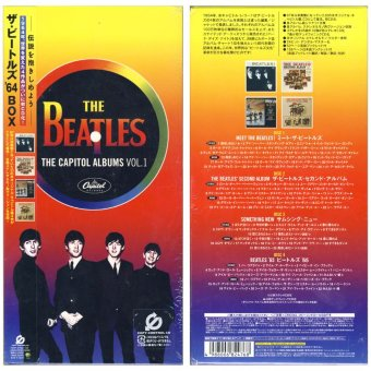 BEATLES 2004 The Capitol Albums, Vol.1
