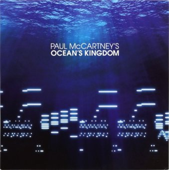 PAUL McCARTNEY 2011 Ocean's Kingdom