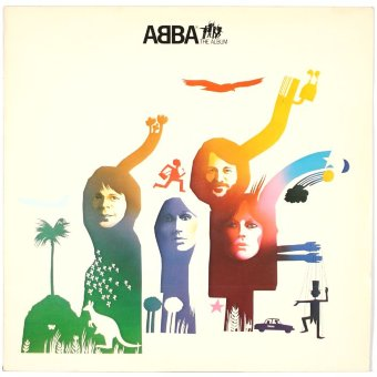 ABBA 1977 The Album