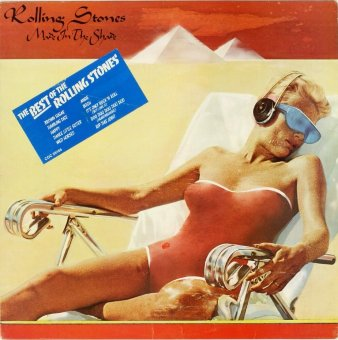 ROLLING STONES 1975 Made In The Shade