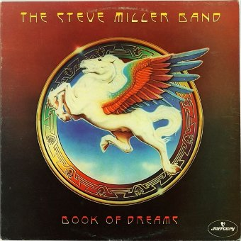 STEVE MILLER BAND 1977 Book Of Dreams