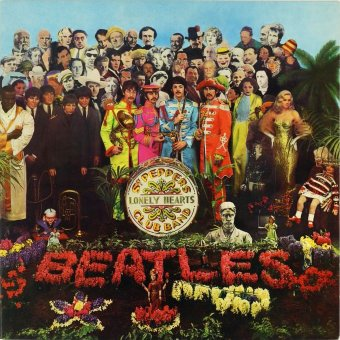 BEATLES 1967 Sgt. Pepper's Lonely Hearts Club Band (S.E.A.)