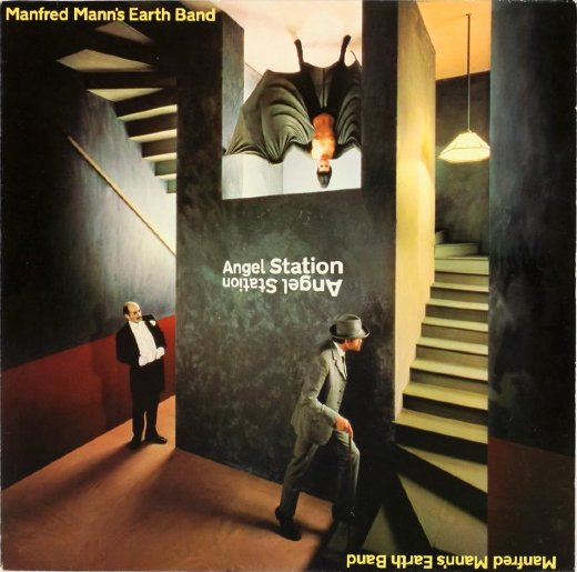 MANFRED MANN'S EARTH BAND 1979 Angel Station