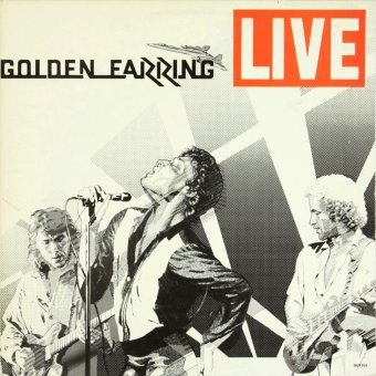 GOLDEN EARRING 1977 Live