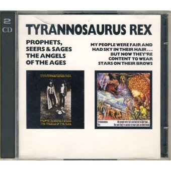TYRANNOSAURUS REX 1988 Prophets, Seers... / My People Were Fair...