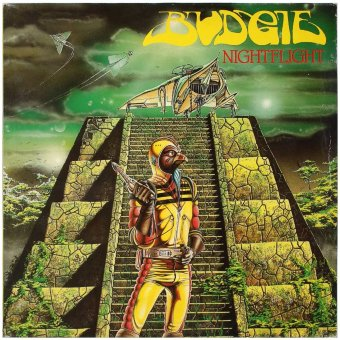 BUDGIE 1981 Nightflight