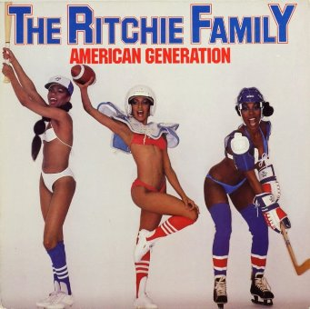 RITCHIE FAMILY 1978 American Generation