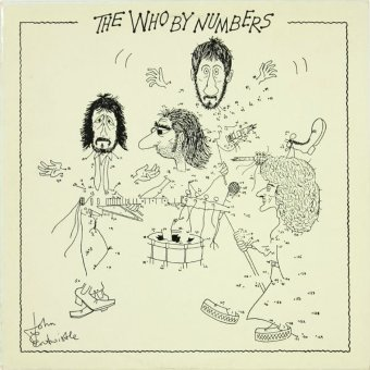 WHO 1975 The Who By Numbers