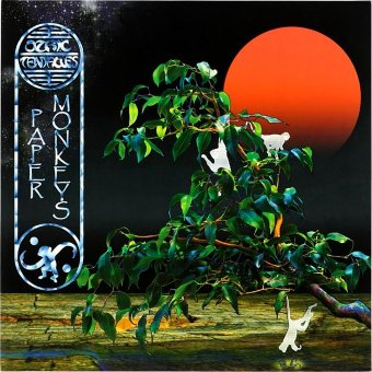 OZRIC TENTACLES 2011 Paper Monkeys