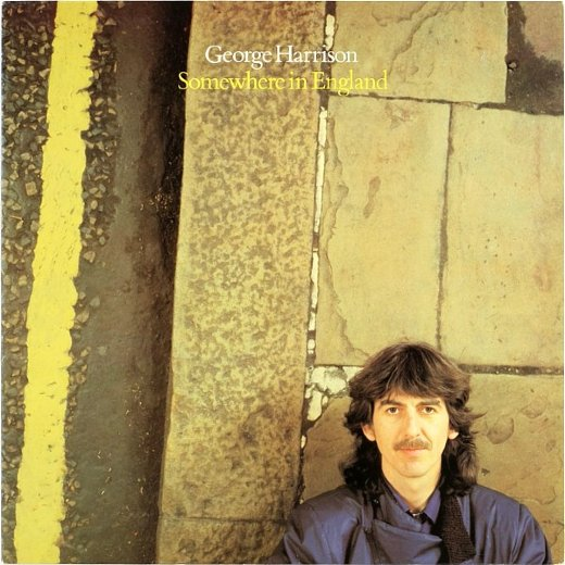 GEORGE HARRISON 1981 Somewhere In England