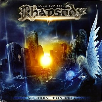 RHAPSODY 2012 Ascending To Infinity