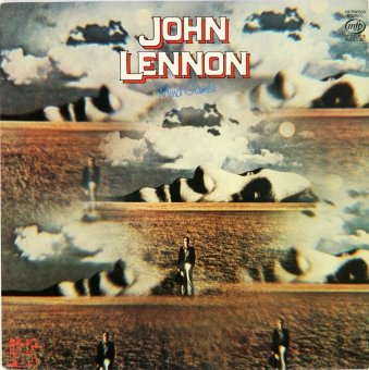 JOHN LENNON 1973 Mind Games